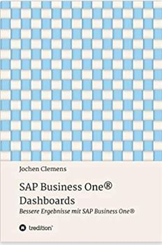 SAP Business One Dashboards